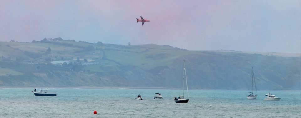 Guest House Weymouth Red Arrows